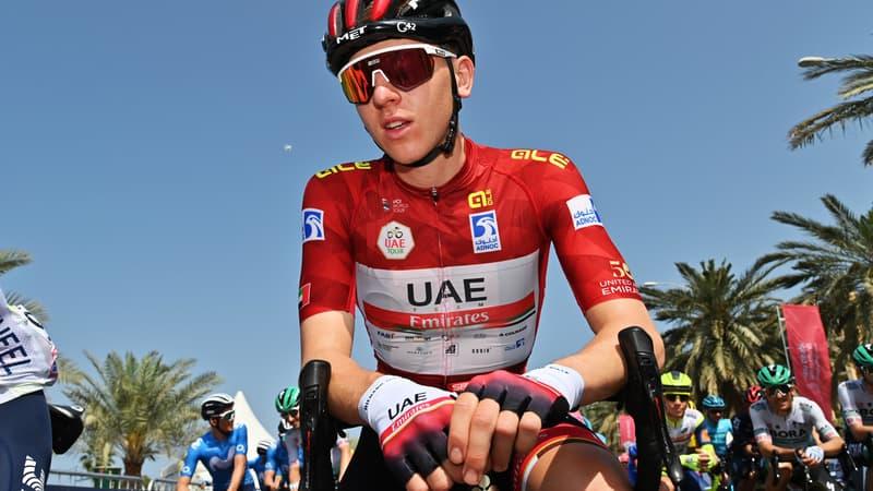 Cyclisme: Pogacar prolonge avec l'équipe UAE