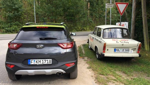 L'un des manques sur le Stonic : la boite automatique. Développée en interne par le groupe Hyundai Kia elle n'arrivera que l'année prochaine, à partir d'avril en France.