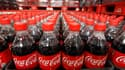 Le groupe Coca-Cola prévoit de supprimer jusqu'à 2% de ses effectifs.