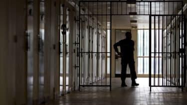 Une prison française (Image d'illustration).