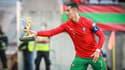 Cristiano Ronaldo, à Algarve le 1er septembre 2021