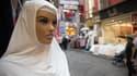 Dans les rues d'Istanbul, les boutiques de mode islamique se fleurissent.