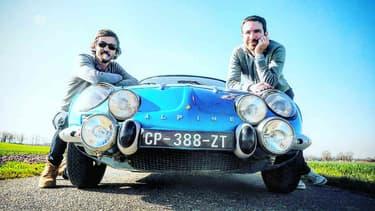 Thomas de Seaulieu et Cédric Faiche s'aligneront au volant d'une Alpine A110 le 18 avril sur la ligne de départ du 25ème Tour Auto, pour nous faire vivre de l'intérieur l'une des courses phare des propriétaires de voitures anciennes.