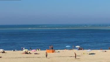 La plage de la Lagune à La-Teste-de-Buch (Photo d'illustration)