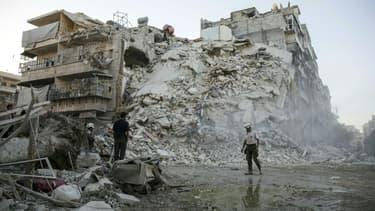 Les rebelles syriens empêchent les civils de quitter Alep-Est, indique l'ONU. (Photo d'illustration)