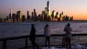 New York est l'une des destinations préférées des touristes.