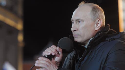 Vladimir Poutine recevra l'ancien président Nicolas Sarkozy mercredi près de Moscou.