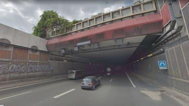 Le tunnel de Bobigny est fermé pour une durée indéterminée.
