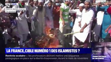 Caricatures de Mahomet: nouvelles manifestations contre la France