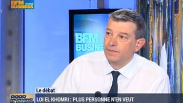 Nicolas Doze est éditorialiste sur BFM Business.