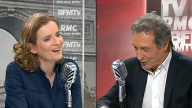 Nathalie Kosciusko-Morizet était l'invitée de Jean-Jacques Bourdin ce mardi.