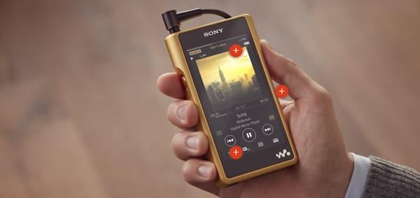 Le Walkman actuel