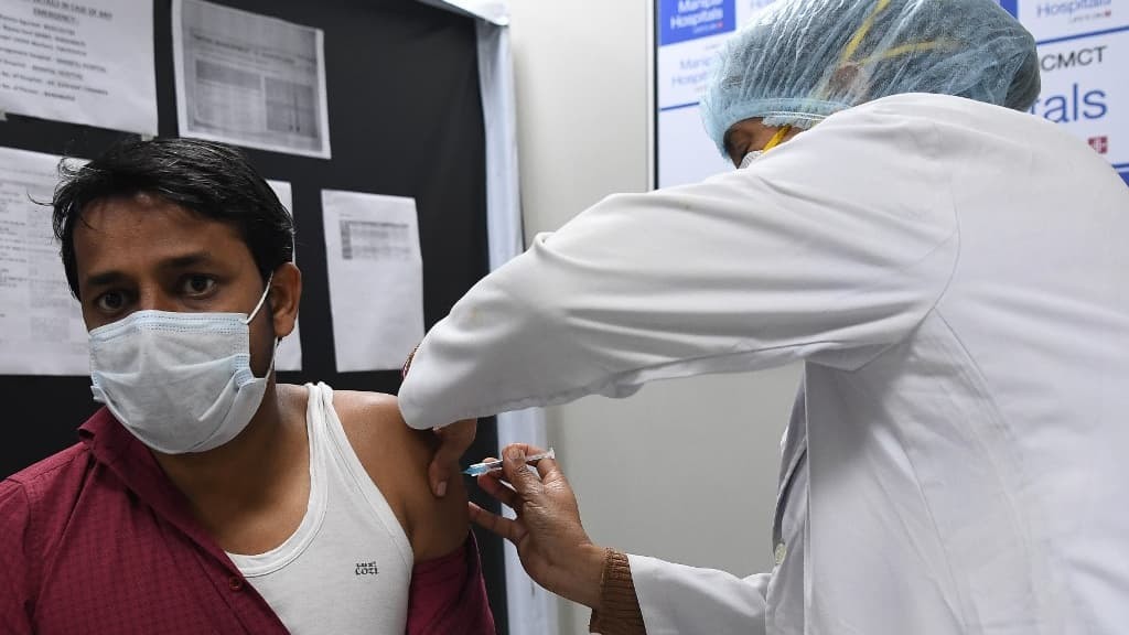Covid-19: l'Inde lance sa gigantesque campagne de vaccination