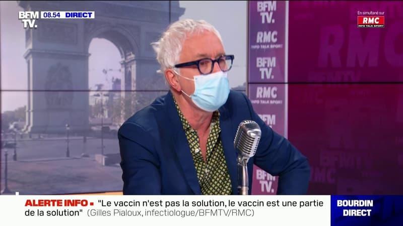 Vaccin contre le VIH: pour le Pr. Gilles Pialoux,