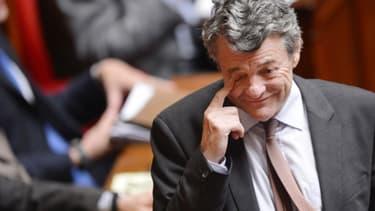 Le président de l'UDI, Jean-Louis Borloo.