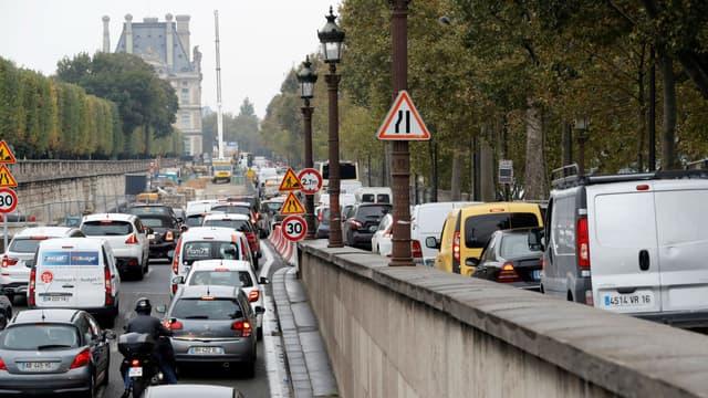 Paris vise le zéro diesel en circulation en 2020, un véhicule sur deux serait concerné par cette mesure.