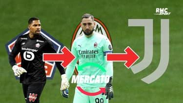 Mercato / Losc : Accord total entre Maignan et l'AC Milan
