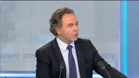 """Crise grecque: """"Alexis Tsipras est irresponsable"""", juge Luc Chatel"""