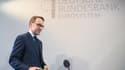 Jens Weidmann, président de la Banque d'Allemagne