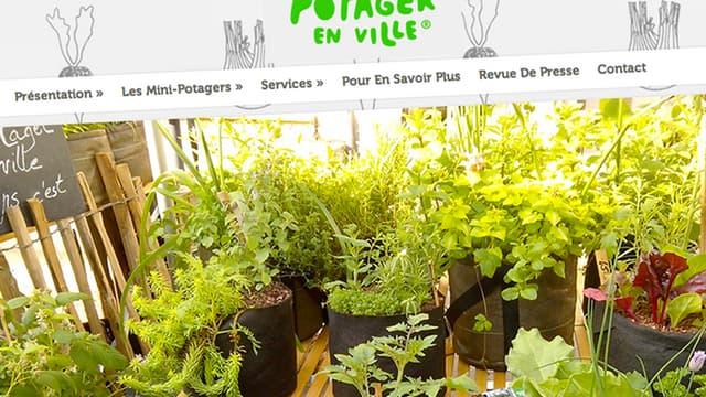 Nature et Potager en ville a été lancé en 2013.