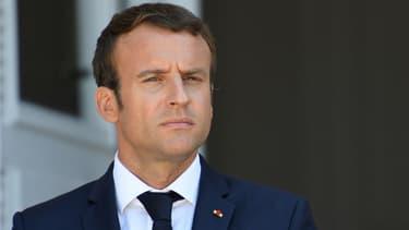 Emmanuel Macron est arrivé en Inde ce vendredi pour une visite d'Etat de trois jours