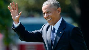 Barack Obama, le 13 septembre 2016.