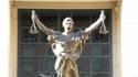 Allégorie de la Justice. (Illustration)