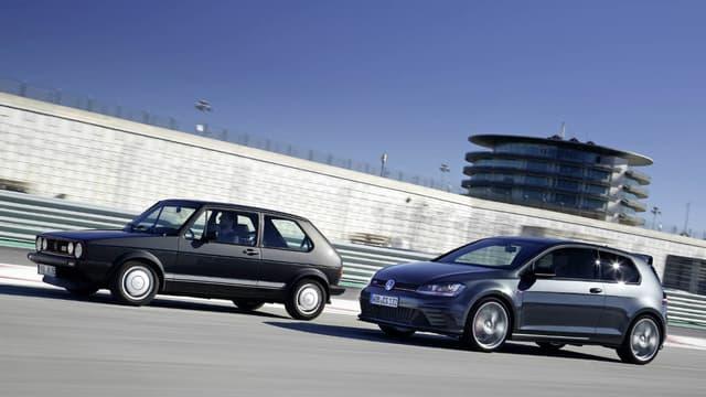 A plus de quarante ans, la Golf est toujours un best-seller. En 2015, malgré le scandale des moteurs diesel truqués chez Volkswagen, la Golf était le modèle le plus vendu en Europe.