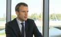 Avant de clôturer un sommet des réformistes européens, Emmanuel Macron a répondu à Ruth Elkrief