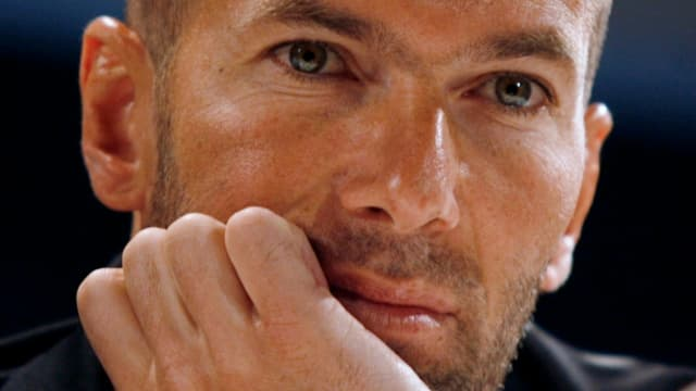 Zinedine Zidane est depuis juillet dernier directeur sportif du Real Madrid