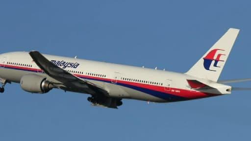 Un avion de la Malaisya Airlines (illustration)