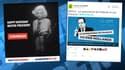 Alain Juppé et Bruno Le Maire ont chacun sorti une vidéo critiquant le bilan de François Hollande.