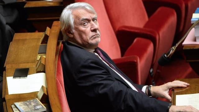 Le député UMP Claude Gioasguen, le 27 janvier 2015