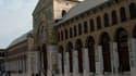 La mosquée des Omeyyades de Damas. (photo d'illustration)