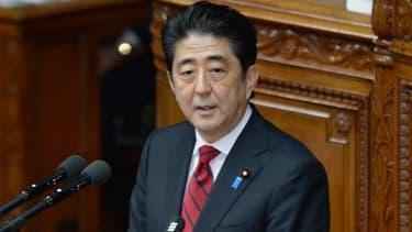 Le Premier ministre japonais, Shinzo Abe, est reçu lundi 5 mai, par François Hollande