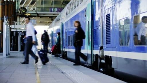 En moyenne, la hausse des tarifs de la SNCF atteint 2,3% contre 1,2% pour l'inflation hors tabac en 2012