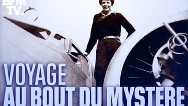 Amelia Earhat est la 16ème Américaine à avoir obtenu son brevet de pilote.
