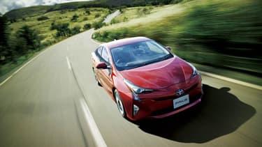 La Prius est le modèle qui encaisse la plus forte hausse des 5 testés par l'association.