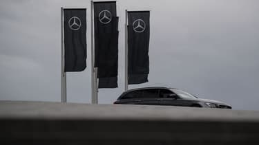 400.000 automobiles Mercedes sont notamment concernées