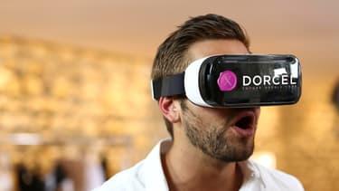 L'arrivée de l'industrie pornographique devrait développer la réalité virtuelle