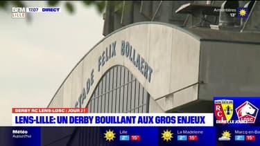 Lens-Lille: un derby bouillant aux gros enjeux