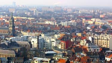 Lille est la ville la plus attractive du classement.