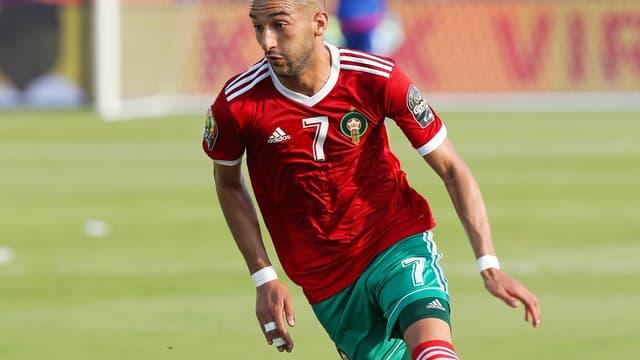 Hakim Ziyech (Maroc)