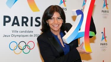 Paris est candidate pour les JO 2024.