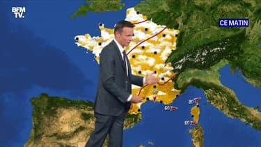 La météo pour ce lundi 2 août 2021