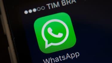 WhatsApp est utilisé par plus de 100 millions de Brésiliens.