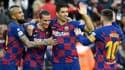 Le Barça célèbre un nouveau titre, honorifique celui-ci