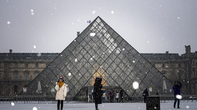 La neige devrait être de retour en Ile-de-France dans la nuit de mardi à mercredi.