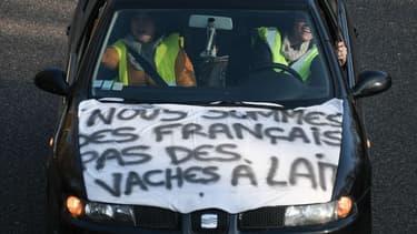 Le mouvement des gilets jaunes est parti d'un mouvement de ras-le-bol des automobilistes sur le prix du carburant.