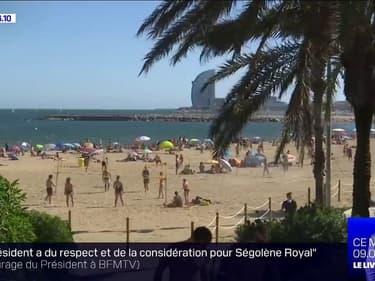 Les professionnels du tourisme Espagnols inquiets après le reconfinement d'une localité en Catalogne